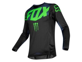 FOX 360 PC JERSEY [BLK]