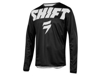 Shift WHIT3 YORK JERSEY [BLK]