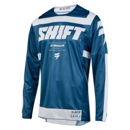 Bluze Shift 3LACK STRIKE JERSEY [BLU]