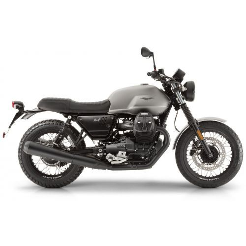 Descriere Moto Guzzi V7 III Rough E4 '19