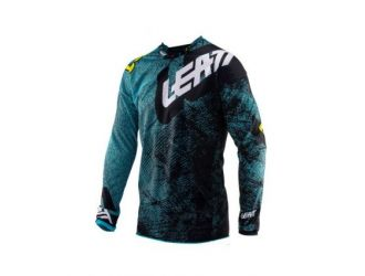 Leatt JERSEY GPX 4.5 LITE  TECH BLUE