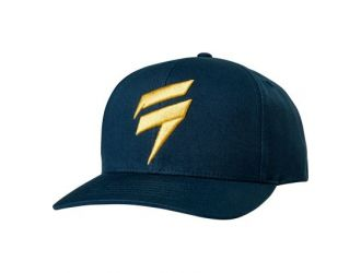 Shift NAVY GOLD CORP SNAPBACK [NVY/GLD]