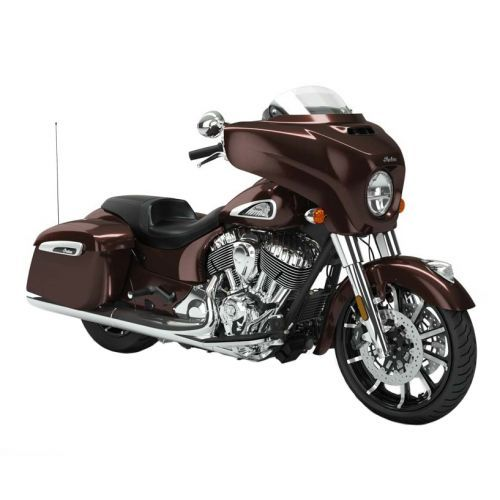 Indian Chieftain Limited '19