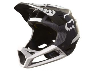 FOX PROFRAME MOTH BLACK/WHITE