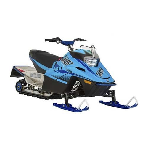SNOWMOBILE Yamaha SXR 200 SnoScoot ES '20