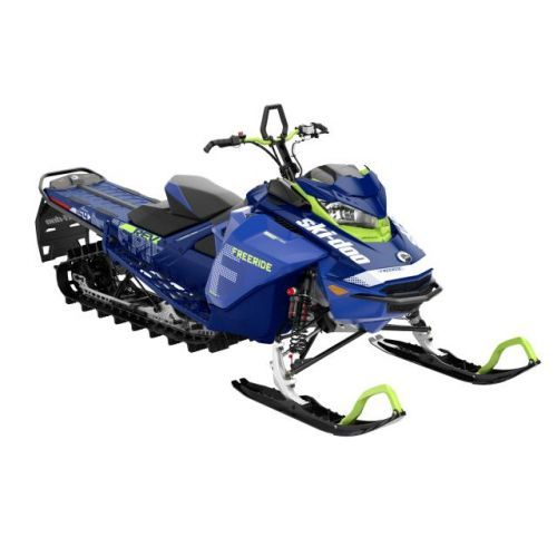 SNOWMOBILE Ski-Doo Freeride 154 850 E-TEC SHOT '20