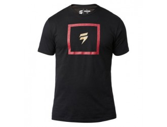Shift 3LACK LABEL MUERTE SS TEE [BLK]