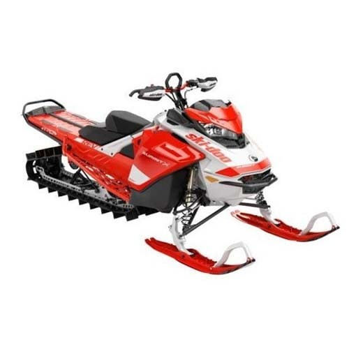 SNOWMOBILE Ski-Doo Summit Expert 165 850 E-TEC SHOT '20