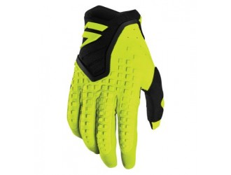 Shift 3LACK PRO GLOVE FLUO  YELLOW