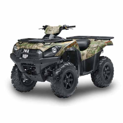 ATV Kawasaki Brute Force 750 4x4i EPS Camo '20