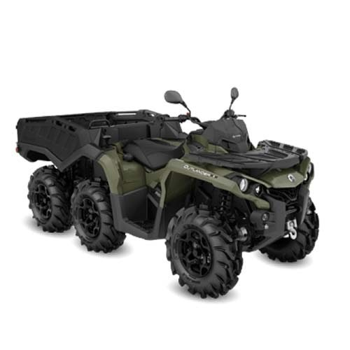 ATV 6x6 Can-Am Outlander 6x6 PRO+ 650 T Side Wall '20