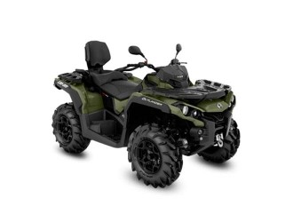 Can-Am Outlander MAX PRO+ 570 T '20