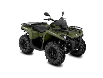 Can-Am Outlander PRO+ 570 T '20