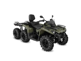 Can-Am Outlander MAX 6x6 PRO+ 450 T Flat Bed '20