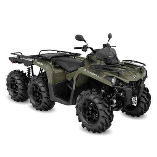 ATV 6x6 Can-Am Outlander 6x6 PRO+ 450 T Flat Bed '20