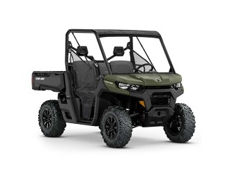 Can-Am Traxter DPS HD8 '20