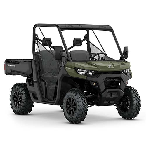 SXS Can-Am Traxter Base HD8 T '20