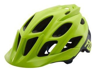 MTB-HELMET FLUX CREO HELMET FLORIDA YELLOW