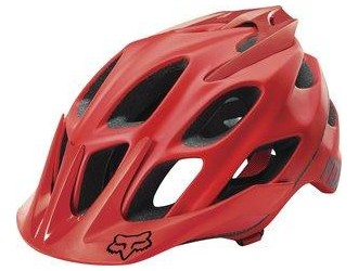 MTB-HELMET FLUX SOLIDS HELMET RED