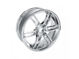 "Can-am  Bombardier 14"" Chrome Wheels for Spyder RT 2012 and prior"