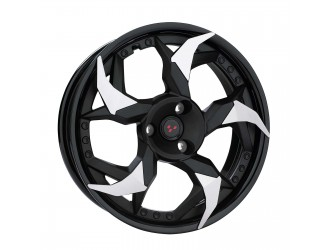 "Can-am  Bombardier 15"" Blade Mag Wheels All Spyder F3 and RT models"