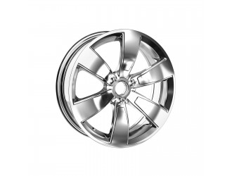 "Can-am  Bombardier 15"" Fat 6 Chrome Wheels"