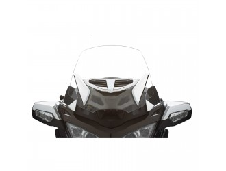 "Can-am  Bombardier Adjustable Vented Windshield - 25"" (64 cm) for All Spyder RT models"