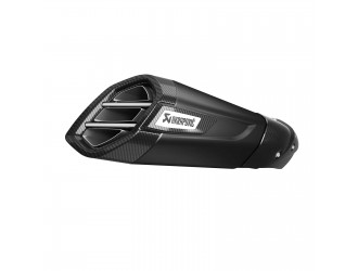 Akrapovic Akrapovic Sinister Silencer for Spyder F3 & F3-S