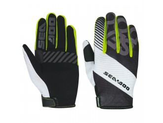 Can-am  Bombardier Attitude Full-Finger Gloves