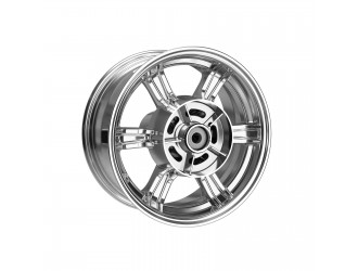 Can-am  Bombardier Chrome Rear Wheel All Spyder 2012 models and prior