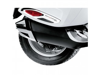 Can-am  Bombardier Exhaust Tip and Heat Shield All Spyder RT models & RS & ST & F3-T & F3 Limited