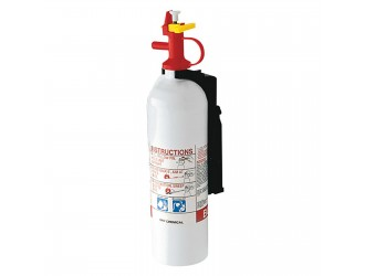 Can-am  Bombardier Fire Extinguisher