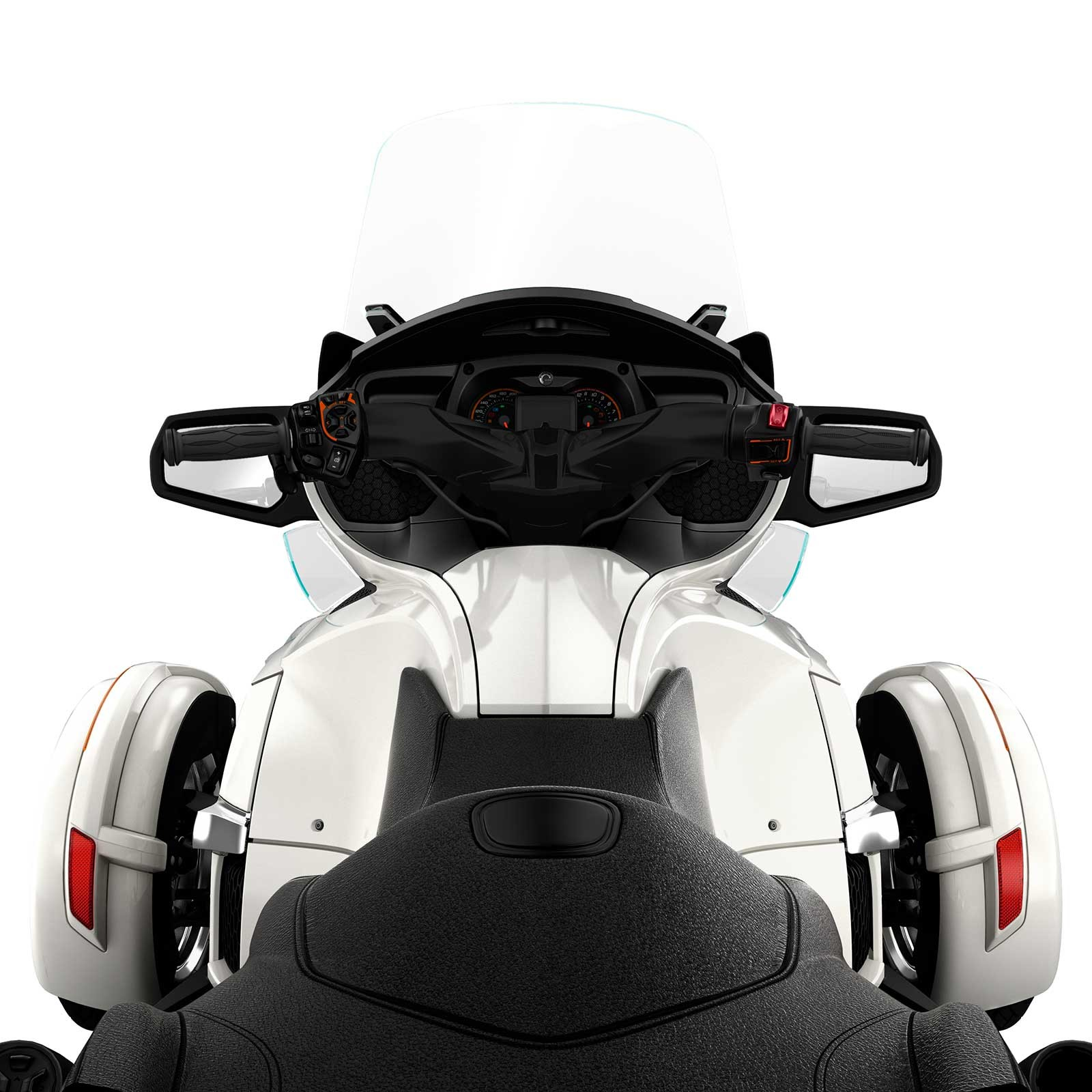 Ghidoane Can-am  Bombardier Tri Axis Adjustable Handlebar for All Spyder RT models