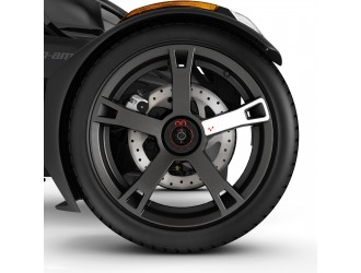 Can-am  Bombardier Wheel Decals