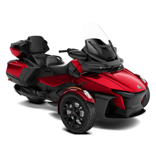 SPYDER Can-Am Spyder RT LTD Deep Marsala '20