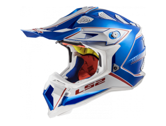 LS2 MX470 Subverter Power Chrome Blue