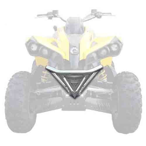 Bull bar FRONT BUMPER X10 POLISH CAN-AM RENEGADE 500 800