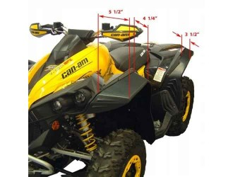 APARATORI NOROI ATV CAN-AM RENEGADE WIDE