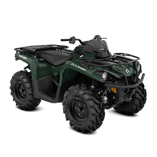 ATV Can-Am Outlander XU 450 '21