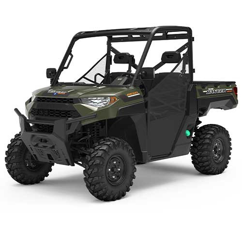 Descriere Polaris Ranger Diesel HD EPS '21