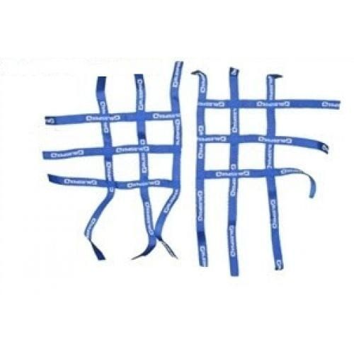 NERF BAR NETS YAM YFZ450 BLUE