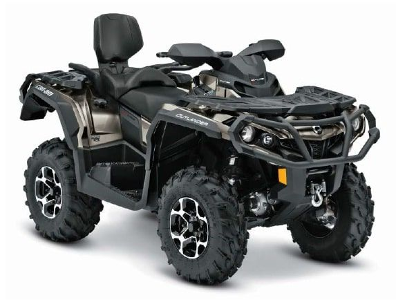 Can-Am Outlander 2015
