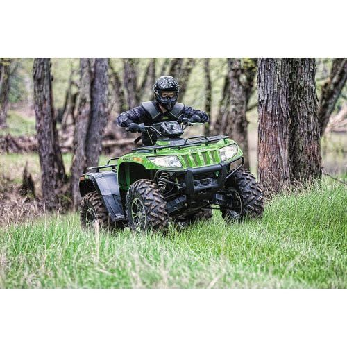 Arctic Cat 700i TRV XT, Team Arctic Green '14