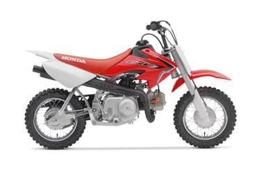 Noul model 2015 Honda CRF50F