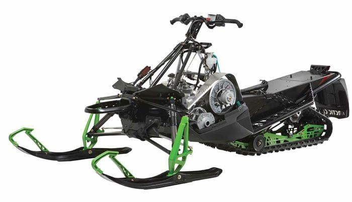 2015 Snowmobile Arctic Cat