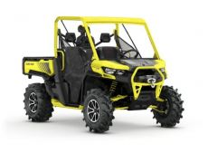 Lineup-ul 2018 Can-Am Defender
