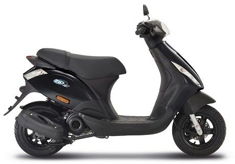 Review 2018 Piaggio Zip 50 4T