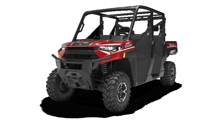 2019 Polaris Ranger Crew XP 1000