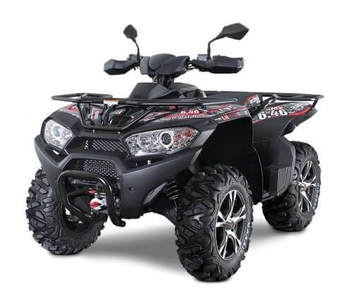 ATV Access 650i TRANSASIA EPS 2018