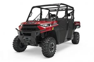 2019 RANGER CREW XP 1000, performanțe best-in-class